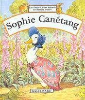 Sophie Canetang - Intérieur - Format classique