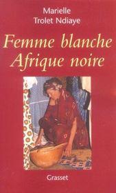 Femme blanche, Afrique noire - Intérieur - Format classique