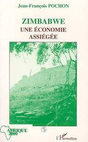 Zimbabwe, Une Economie Assiegee - Intérieur - Format classique