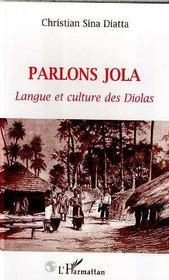 Parlons jola, langue et culture des diolas - Intérieur - Format classique
