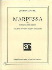 Marpessa - Couverture - Format classique