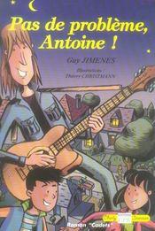Charly Jeunesse - Pas De Problème, Antoine - Intérieur - Format classique
