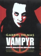 Vampyr draco maleficus imperator - Intérieur - Format classique