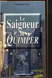 Le Saigneur De Quimper - Couverture - Format classique