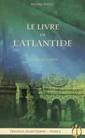 Le livre de l atlantide - Couverture - Format classique