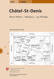 Châtel-Saint-Denis - Couverture - Format classique