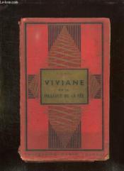 Viviane Ou La Filleule De La Fee. - Couverture - Format classique