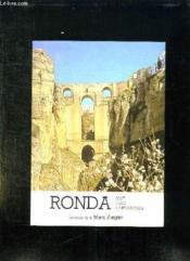 Ronda. - Couverture - Format classique