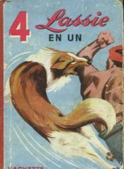 4 Lassie En 1. - Couverture - Format classique