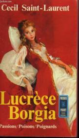 Lucrece Borgia - Couverture - Format classique