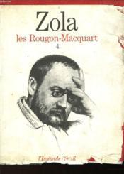 Les Rougon Macquart - Tome 4 - Couverture - Format classique
