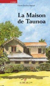 La maison de Taunoa - Couverture - Format classique