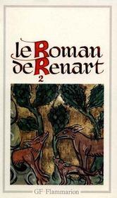 Le roman de Renart t.2 - Intérieur - Format classique
