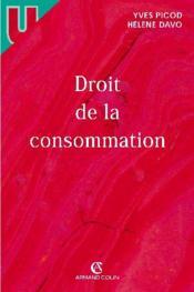 Droit de la consommation - Couverture - Format classique
