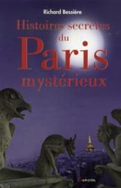 Histoires secrètes de Paris - Couverture - Format classique