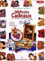 200 Petits Cadeaux Pour Tous - Couverture - Format classique