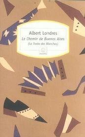 Les chemins de Buenos Aires (la traite des blanches) - Intérieur - Format classique
