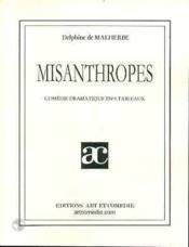 Misanthropes - Couverture - Format classique