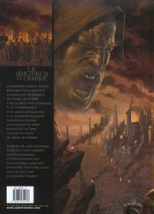Le Seigneur D'Ombre T.1 ; Le Seigneur D'Ombre T.1 ; Le Grimoire D'Haleth - 4ème de couverture - Format classique