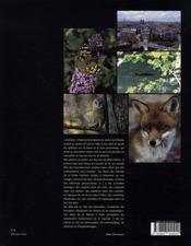 Atlas de la nature à Paris - 4ème de couverture - Format classique