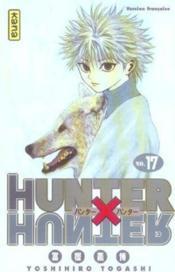 Hunter X Hunter T17 - Couverture - Format classique