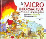 La Micro Informatique Mode D'Emploi - Intérieur - Format classique
