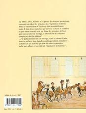 L'equitation a saumur principes, methodes et pratiques des ecuyers militaires, de 1900 a 1972 - 4ème de couverture - Format classique