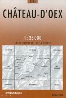 Chateau D'Oex - Couverture - Format classique