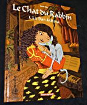 Le chat du rabbin T.1 ; la bar-mitsva - Couverture - Format classique