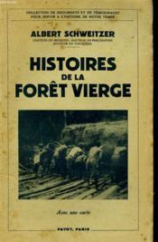 Histoire De La Foret Vierge - Couverture - Format classique