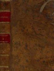 L'énéide tome 4, livres X, XI, XII (Oeuvres de Delille jacques tome 6) - Couverture - Format classique