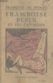 Framboise Pepin. - Couverture - Format classique