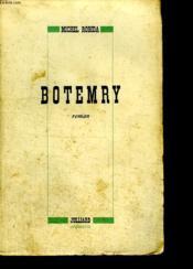 Botemry. - Couverture - Format classique