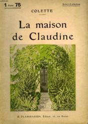 La Maison De Claudine. Collection : Select Collection N° 286 - Couverture - Format classique