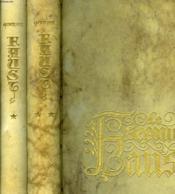 Faust, Premiere Et Seconde Parties (2 Volumes) - Couverture - Format classique