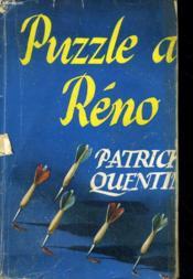 Puzzle A Reno - Couverture - Format classique