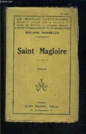 Saint Magloire - Couverture - Format classique