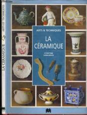La ceramique - Couverture - Format classique