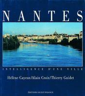 Nantes, intelligence d'une ville - Intérieur - Format classique