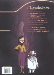 Guili-guili a wondertown - 4ème de couverture - Format classique