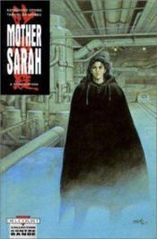 Mother Sarah t.3 ; manipulations - Couverture - Format classique