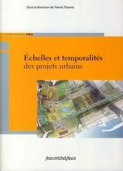 Échelles et temporalités des projets urbains - Intérieur - Format classique