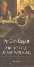 La bibliotheque du capitaine nemo - Couverture - Format classique