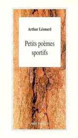 Petits Poemes Sportifs - Couverture - Format classique