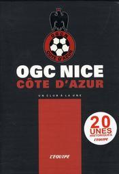 Ogc nice, un club a la une - Intérieur - Format classique