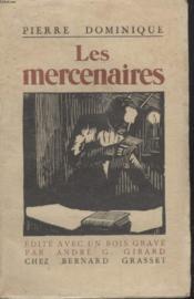 Les Mercenaires. - Couverture - Format classique