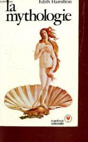 La mythologie - Couverture - Format classique