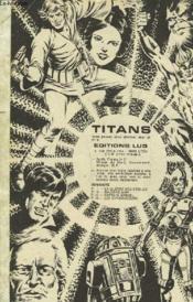 Titans N°32 - Couverture - Format classique