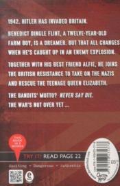 Never Say Die - 4ème de couverture - Format classique