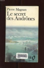 Le secret des andrones - Couverture - Format classique